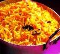 Kenya pilau rice with beef stew recipe