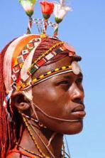 the samburu people of Samburu National Reserve