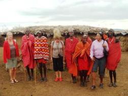 LANGUAGE OF THE KIKUYU PEOPLE IN KENYA