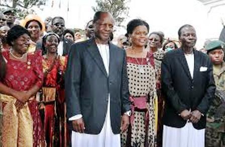 Political Situation of Baganda People