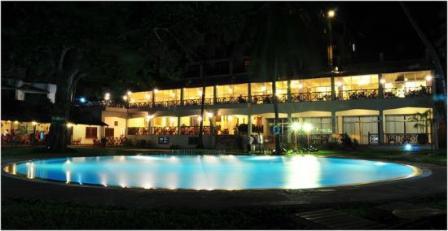 Lake Manyara Wildlife Hotel.