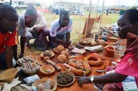 Customs of Baganda People