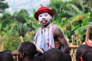 One of the unique social customs of the Bagisu is male circumcision