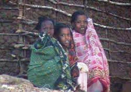 Kenyan Tribe Of Honey-Hunters
