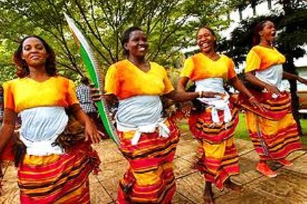 Identity of Baganda People