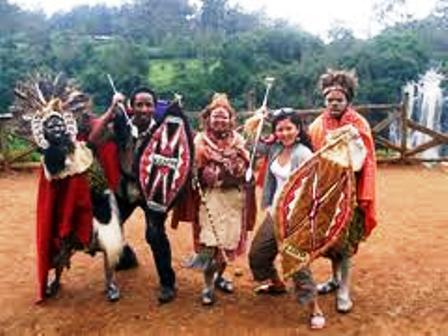 The identity of the kikuyu