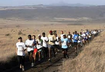 no physical barriers separating the runners from the wildlife, making Lewa a unique experience
