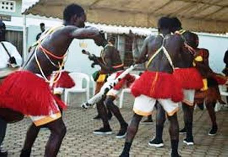 The Traditional Dance of  The Luo of Uganda