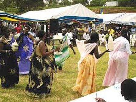 Ankole People traditional marriage