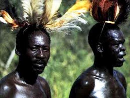 The rite of Passage among the Kalenjin People of Kenya