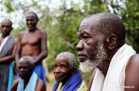 FAMILY LIFE OF LUHYA PEOPLE OF KENYA