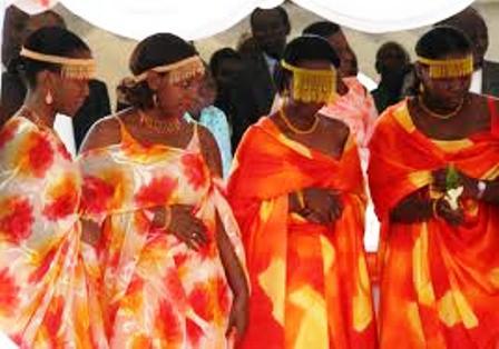 Identifying a wife among the Bahima People of Uganda