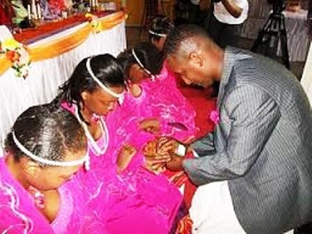 No bride-price among the Bahima People of Uganda