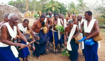 RELATIONSHIPS OF LUHYA PEOPLE OF KENYA