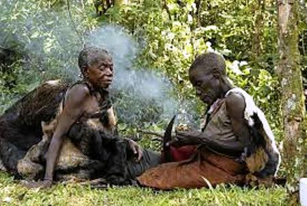 Batwa People or Pygmies and their Culture in Uganda