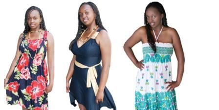 CLOTHING OF LUHYA PEOPLE OF KENYA