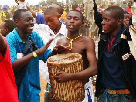 The Music Instruments of the Akamba people of Kenya