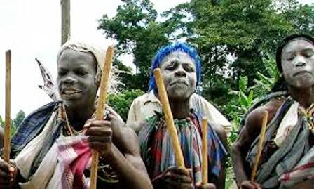 Birth among the Isukha People .