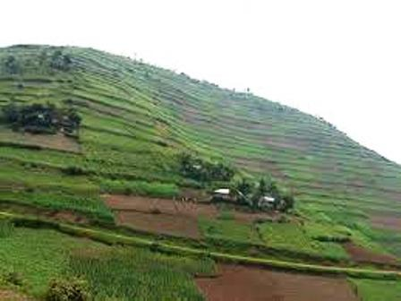 kigezi the land of the bakiga people in africa