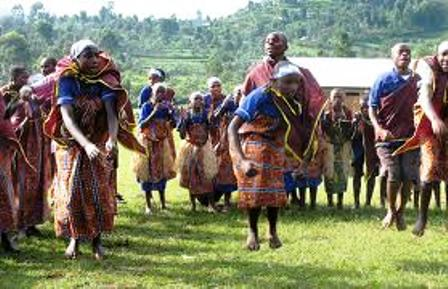 Traditional Life of Bakiga
