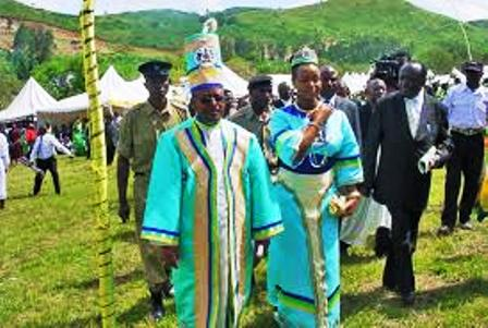 Bakonzo Names tell Family Positions