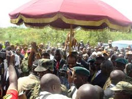 the king of buganda