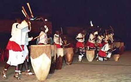 Image result for photos of traditional symbols of Busoga