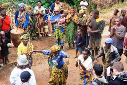 The social status of the Batwa