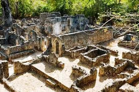 Gedi is one of Kenya's great unknown treasures