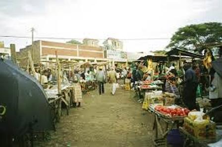 Homa Bay Town