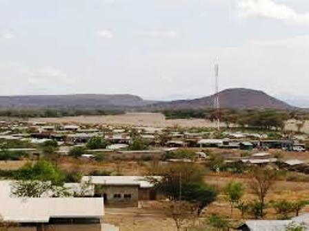 Kakuma Town