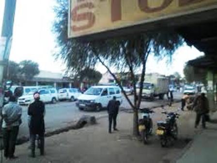 Kapenguria Town