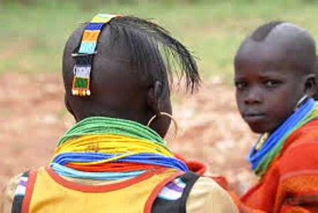 Karamojong people and their Culture in Uganda