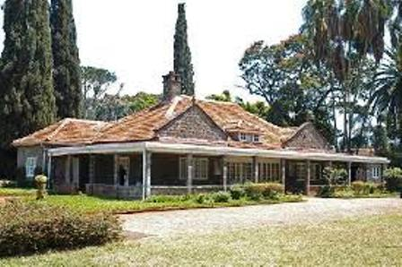 Karen Blixen Museum compound