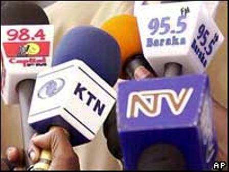 Kenya Media and Communication