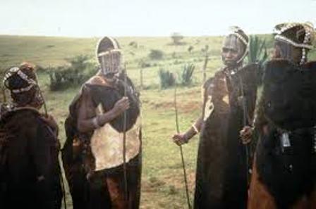 Kipsigis People in Kenya