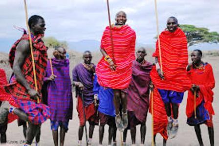 Political Organization of the Kipsigis People in Kenya