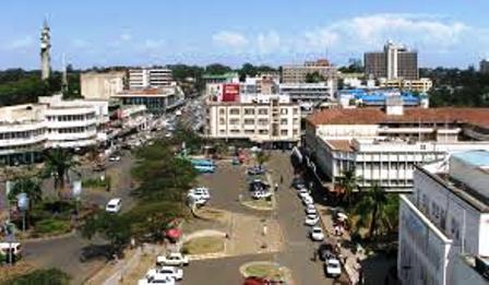 Kisumu Town