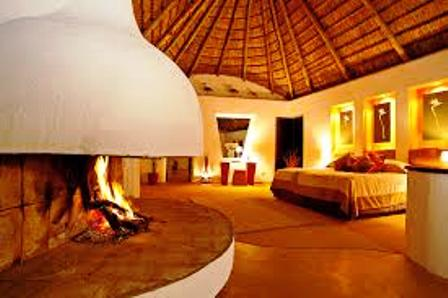 Accommodation in Laikipia Game Reserve