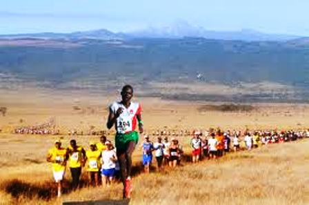 The Lewa Marathon festival