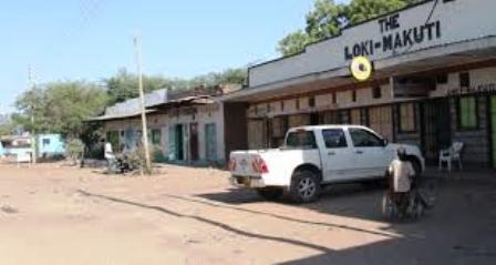 Lokichogio town