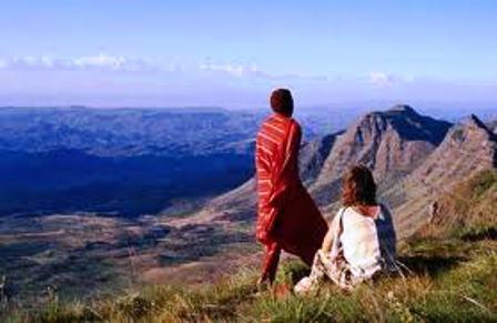 Loroghi Hills in  kenya