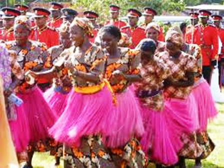 FOLKLORE OF LUHYA PEOPLE OF KENYA