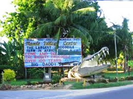Mamba Village in Mombasa