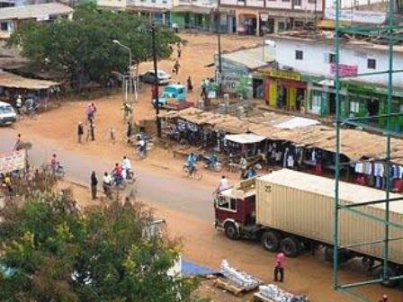 Mandera Town