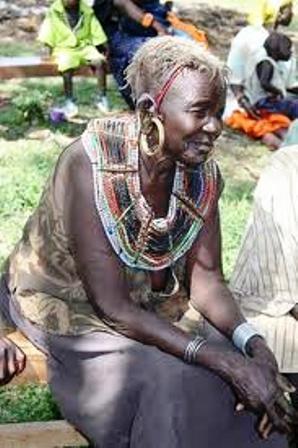 The Elders of the Marakwet People