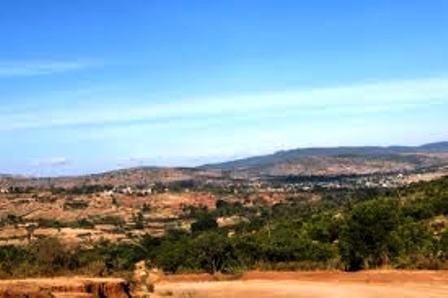 Maralal town
