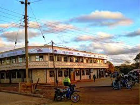Accommodation in Marsabit