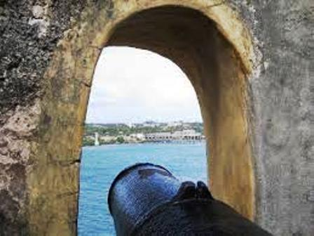 Fort Jesus is a National Monument
