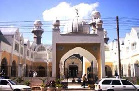 Nairobi Jamai mosque